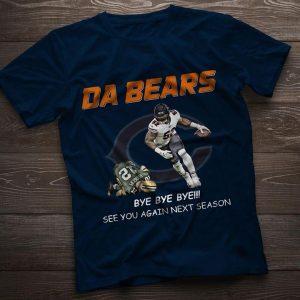 da bears shirt