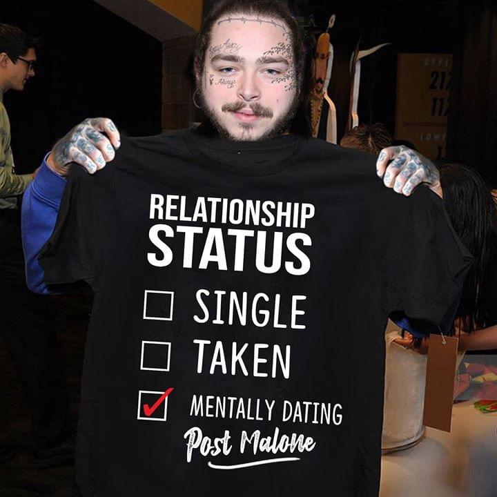 Post Malone Dad: Relationship Status Single Taken Mentally Dating Post