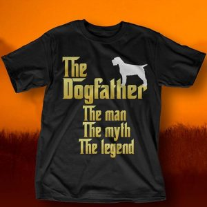 0eeae08d The Dogfather Man Myth Legend Shirt. $19.95 – $36.95. Sale! Add to Wishlist  loading