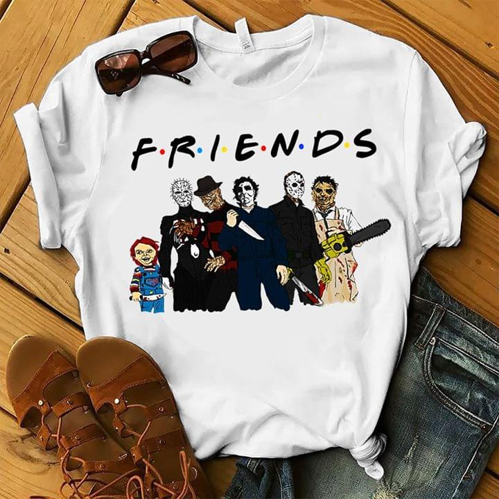 Halloween Friends Shirt.Friends Halloween Shirt