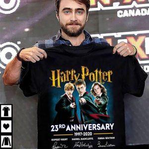Harry Potter 23rd Anniversary 1997-2020 T-Shirt Sweat Hoodie